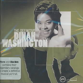 DEFINITIVE DINAH WASHINGTON BY WASHINGTON,DINAH (CD)